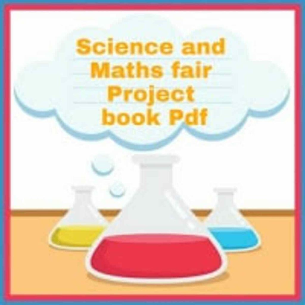 Science and Maths fair Project book Pdf Science Maths Project Pdf